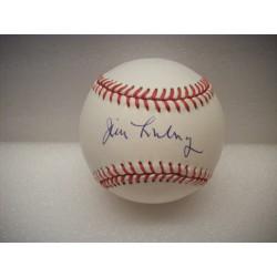 Jim Longborg Autograph...