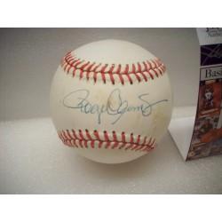 Roger Clemens Autograph...