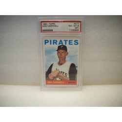 1964 Topps Don Cardwell PSA...