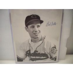 Bob Feller Autograph 8 x 10...