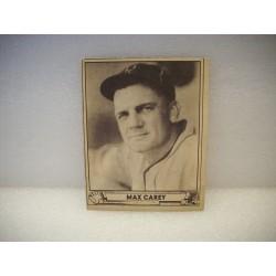 1940 Play Ball Max Carey