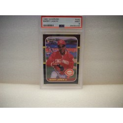 1987 Donruss Barry Larkin...