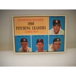 1961 Topps 60 Pitching...
