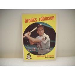 1959 Topps Brooks Robinson
