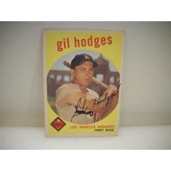 1959 Topps Gil Hodges