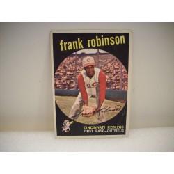 1959 Topps Frank Robinson