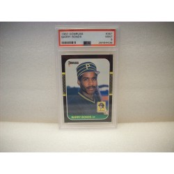 1987 Donruss Barry Bonds...