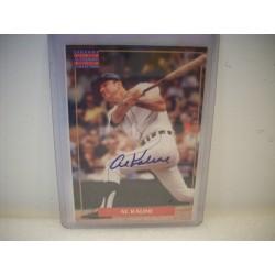 1995 Al Kaline MLB Auto Legend