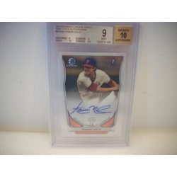 2014 Bowman Chrome Aaron...