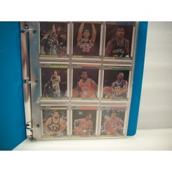 1987 Fleer Basketball Set w...