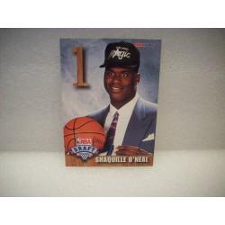 1993 Skybox Shaq O'neal Draft