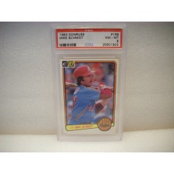 1983 Donruss Mike Schmidt...