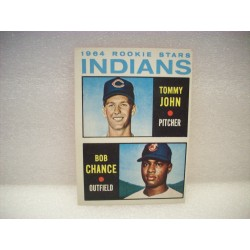 1964 Topps Tommy John Rookie