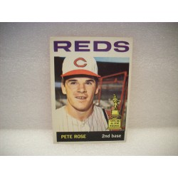 1964 Topps Pete Rose 2nd Year