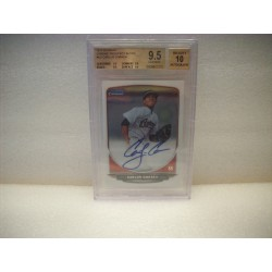 2013 Bowman Chrome Carlos...