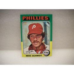 1975 Topps Mike Schmidt Mini
