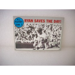1970 Topps Ryan Saves the Day