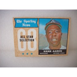1968 Topps Hank Aaron All Star