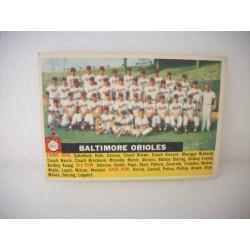 1956 Topps Baltimore...