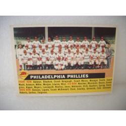 1956 Topps Philadelphia...