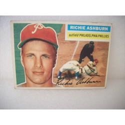 1956 Topps Richie Ashburn