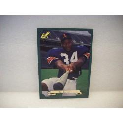 1986 Classic Bo Jackson Rookie