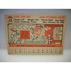 1960 Topps Baseball Commons