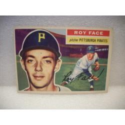1956 Topps Roy Face