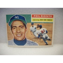 1956 Topps Phil Rizzuto New...