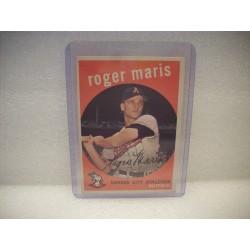 1959 Topps Roger Maris, 2nd...
