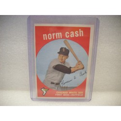 1959 Topps Norm Cash RC...