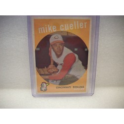 1959 Topps Mike Cuellar RC...