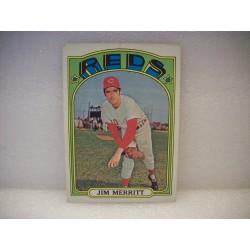 1972 Topps Baseball Jim...