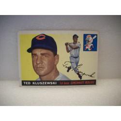 1955 Topps Baseball Ted...